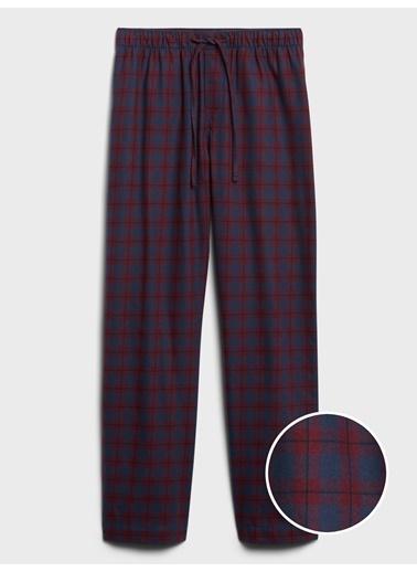 Banana Republic Desenli Pijama Altı Kırmızı